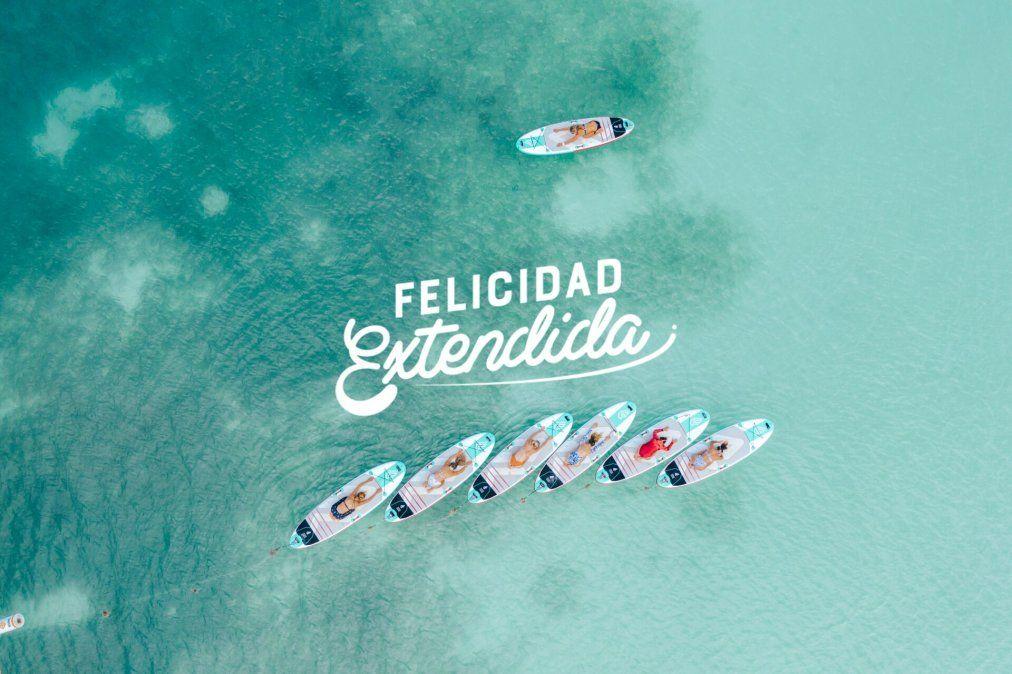 """En marzo se celebra en Aruba el mes de la felicidad con la campaña """"Felicidad Extendida""""."""