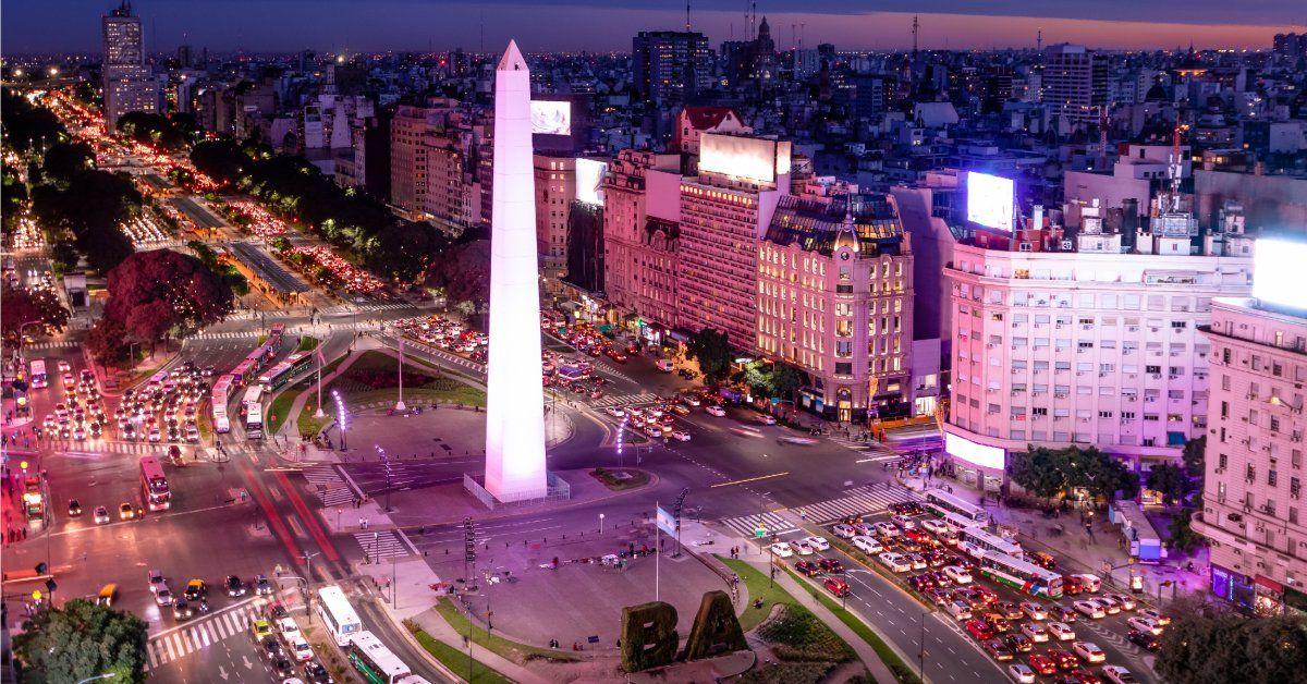 Buenos Aires es el segundo destino internacional con mayores búsquedas.