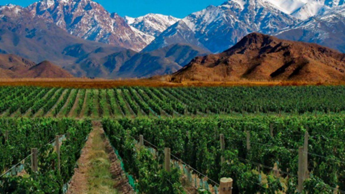 Mendoza es uno de los destinos demandados por el turista chileno en Argentina.