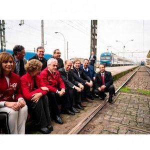 Nuevo servicio de tren de pasajeros Chillán-Alameda con 12 estaciones