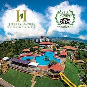 El Hillary Nature Resort & Spa se posiciona entre los mejores hoteles del mundo