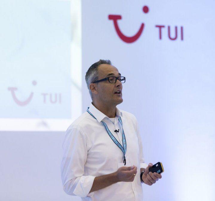 David Schelp, CEO de Musement2, el área de TUI dedicada a actividades y tours.
