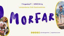 Morfar es el nuevo ciclo de acciones digitales de Argentina a través de sus redes sociales.