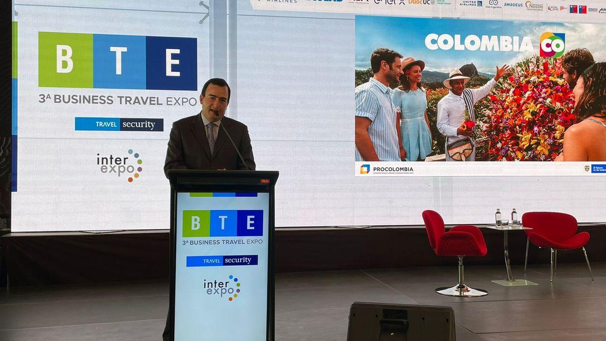 ProColombia tuvo una activa participación en la BTE.
