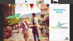 """Webinar """"Turismo Comunitario y de Naturaleza en destinos fronterizos"""""""