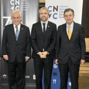 """Con énfasis en el consumidor se llevó a cabo el 7° Encuentro Nacional del Comercio: """"Comercio Transforma"""""""