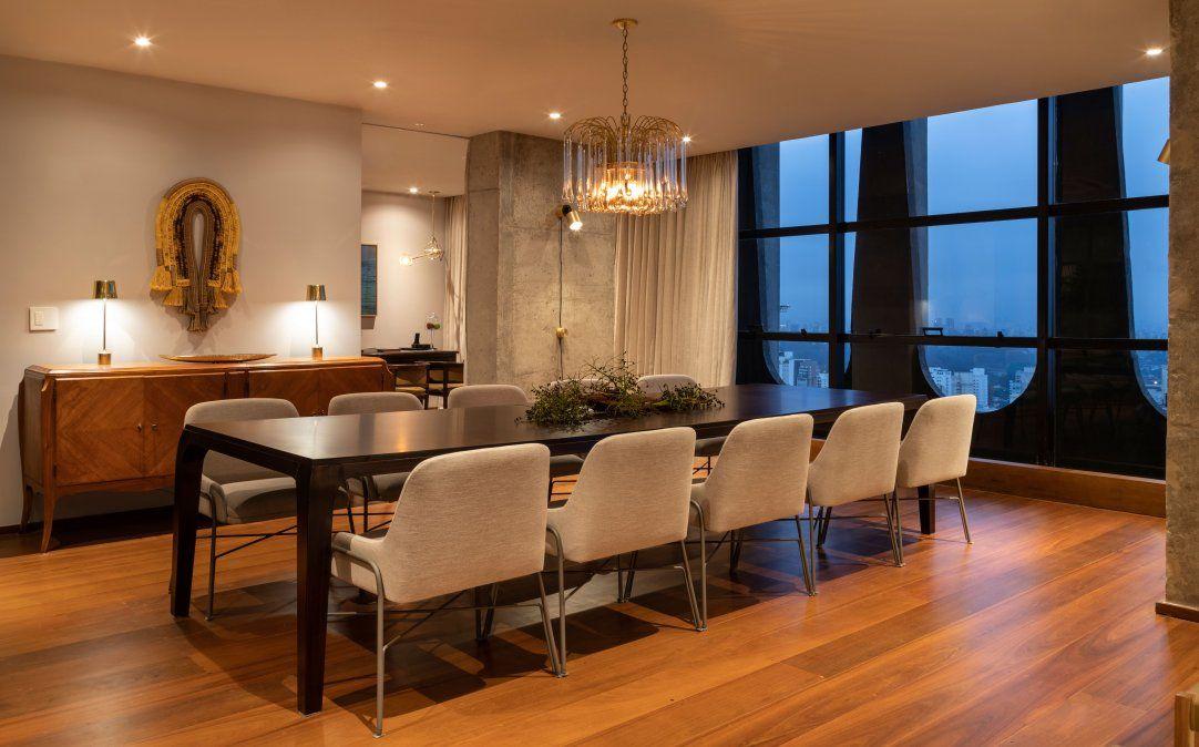 Hoteles: la suite más grande de Latinoamérica está en el piso 22 del Hotel Tivoli Mofarrej São Paulo.