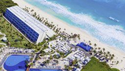 Oh! Cancun On the Beach, propiedad de Oasis Hotels & Resorts.