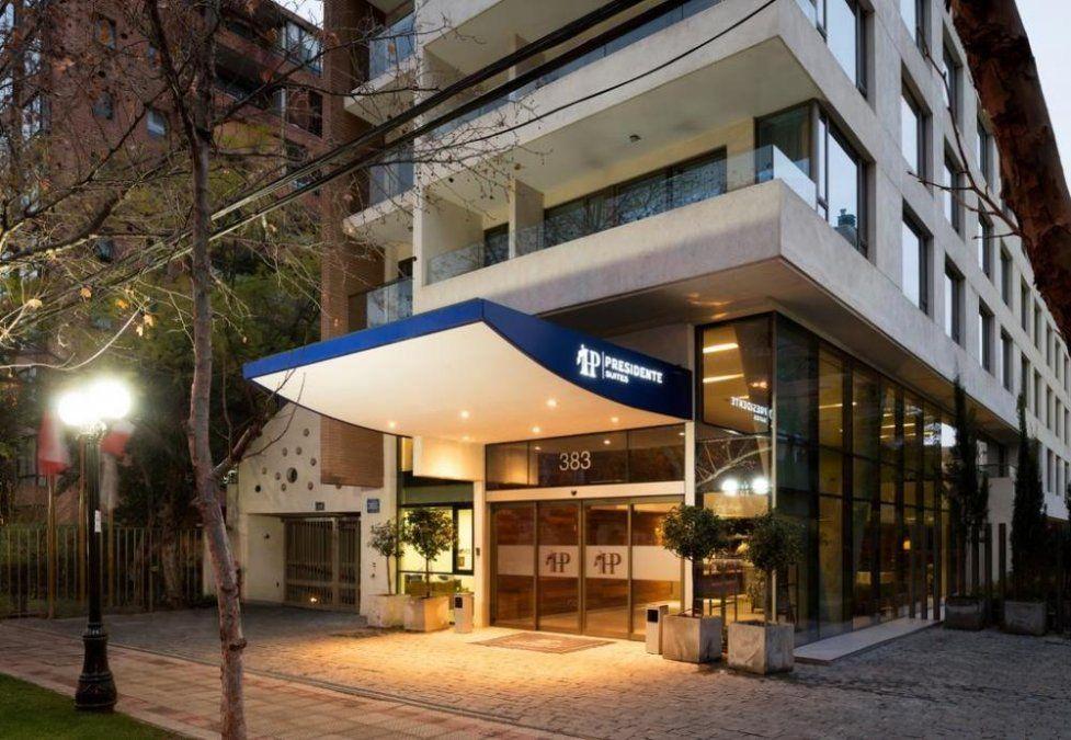 Grupo español incursiona en Sudamérica con dos hoteles en Chile