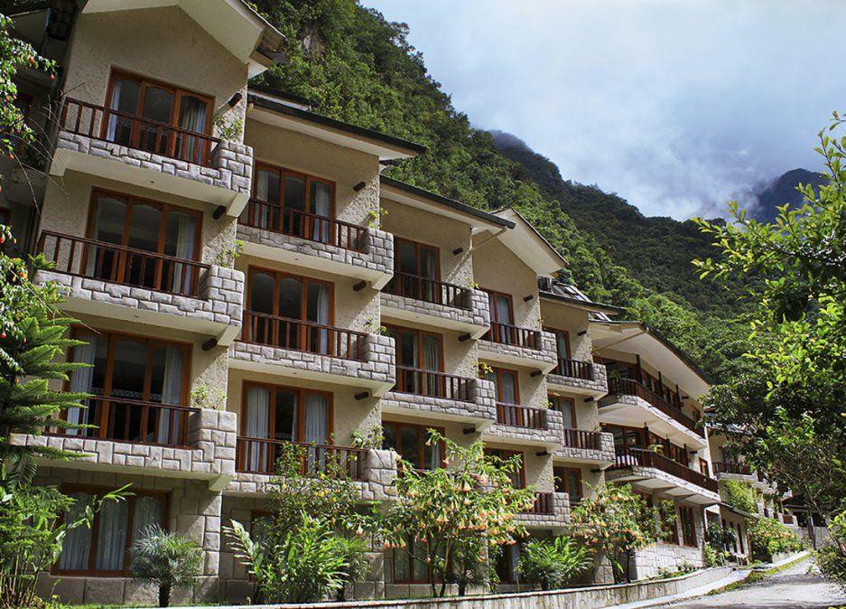 El Hotel Sumaq Machu Picchu.