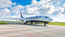 B-737/800 de Ryanair.