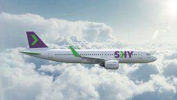SKY espera comenzar a volar a Cancún a fines de octubre de 2021.