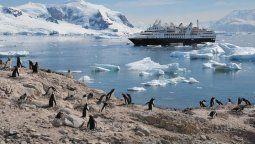 Puerto Williams y Punta Arenas serán los puertos de partida.