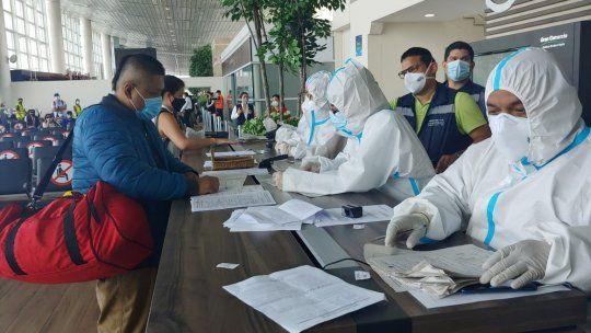Frecuencias aéreas se activan al 100% en Ecuador