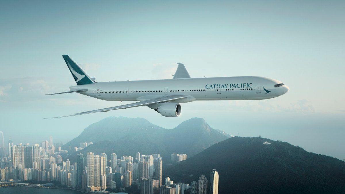 Cathay Pacific es considerada como una de las mejores aerolíneas del mundo según Condé Nast Traveler.