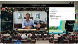 Inprotur recogió el galardón Foro Político de Fiexpo por el liderazgo de Argentina en el turismo MICE.
