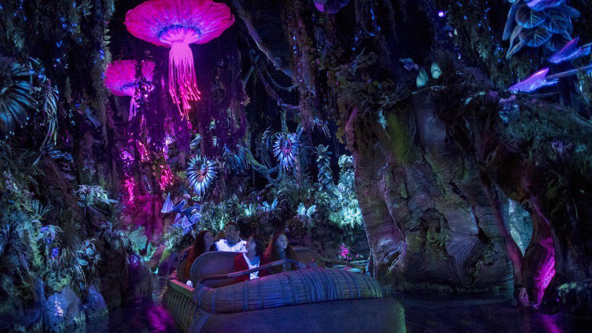 Pandora – The World of Avatar en Walt Disney World Resort.