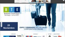 Interexpo y Travel Security presentaron BTE 2020.