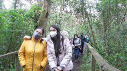 Participantes del Fam Trip hacia San Gabriel, pueblo mágico de Ecuador.